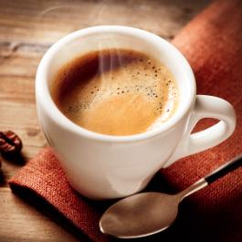 Mmmmmm... Nypresset kaffe!